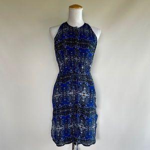 A.L.C. Batik Silk Shirt Dress - sz XS